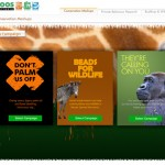 Zoos Victoria Conservation Mashups